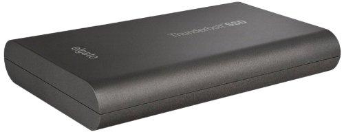 Elgato Thunderbolt SSD 240 GB, Portable High-Speed Drive 270 MB/s, Solid Metal Enclosure