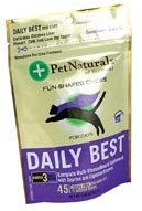 Daily Best For Cats Pet Naturals Of Vermont - 1 X 45 Chewable