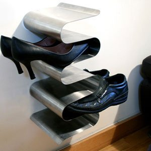 Nest Wall Shoe Rack by j-me