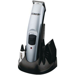 conair gmt189rgb all in one beard mustache trimmer beauty. Black Bedroom Furniture Sets. Home Design Ideas