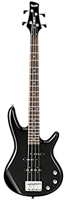 Ibanez GSRM20 Mikro Short-Scale Bass Guitar, Black
