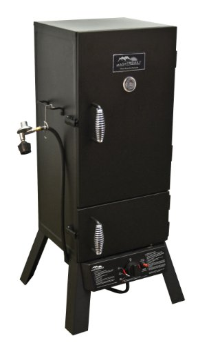 Find Discount Masterbuilt 20051311 GS30D 2-Door Propane Smoker