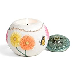 Pavilion Sister - Comfort in Bloom Candles