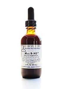 Max B-ND 2 oz by Premier Research Labs