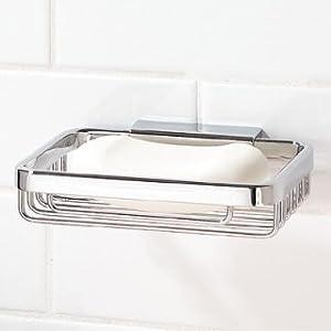 Motiv 550/SN Hotelier Soap Basket Satin Nickel