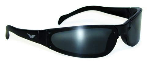 Bandit Smoke Lens Motorcycle Sunglasses