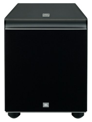 JBL ES250PBK High-Performance 12-Inch Powered Subwoofer
