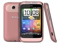 Htc Smartphone WildFire S Rose