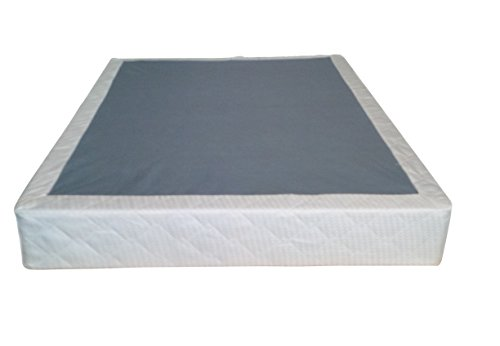 Comfort Bedding Low Profile 5-Inch Mattress Foundation Box Spring, Queen