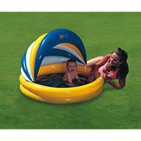 Sun Smart Baby Hideaway Pool