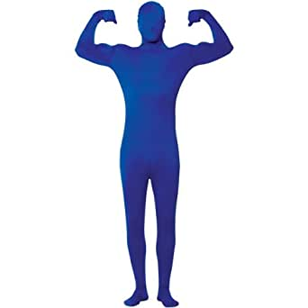 Skin Suit Costume - Standard - Chest Size 38-46