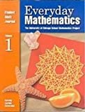 Everyday Mathematics: Student Math Journal 2001 Grade 3 Volume 1 (1570398399) by Max Bell