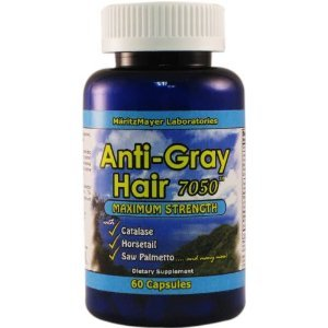 Anti-gray Hair 60 Capsules - Highest Quality!