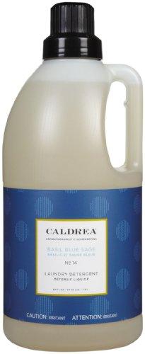 Caldrea Laundry Detergent - 64 oz - Basil Blue Sage