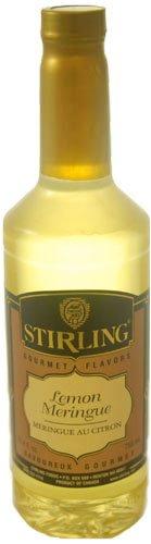 Stirling Gourmet Lemon Meringue Flavoring Syrup