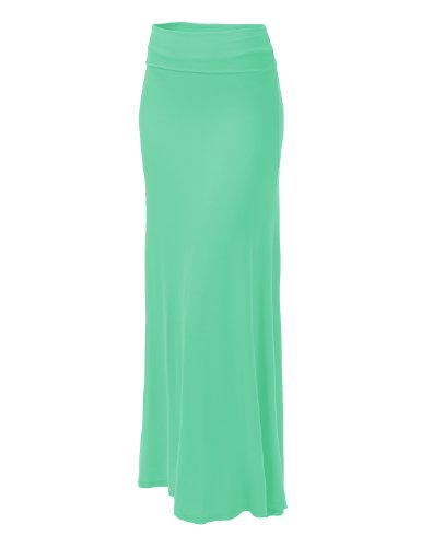 Fitted Maxi Skirt front-1059428