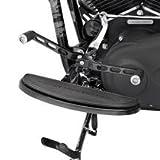 H-D Billet Heel/Toe Shift Lever-Satin Black 34023-08