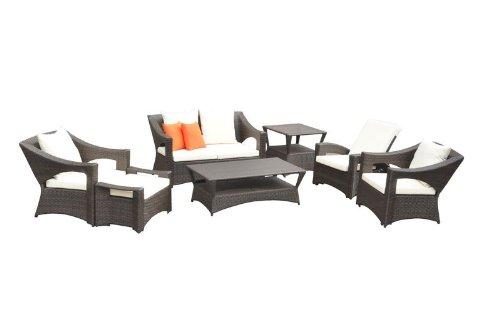 Garden Reclining Chair 1164