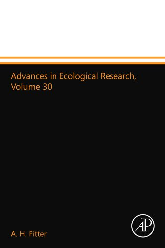 Advances in Ecological Research, Volume 30: Volume 30