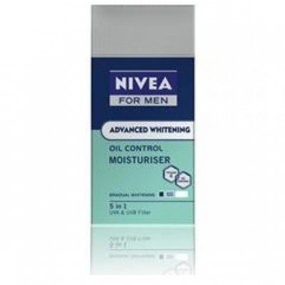 Nivea For Men Advanced Whitening Oil Control Moisturizer