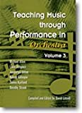 img - for Teaching Music Through Performance In Orchestra, Vol. 3 book / textbook / text book