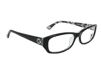 Missoni donna occhiali da vista mm007 nero amazon for Amazon occhiali da vista