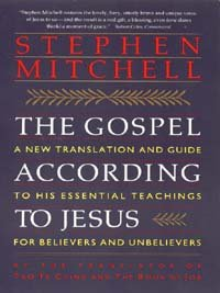 Stephen Mitchell - The Gospel According to Jesus