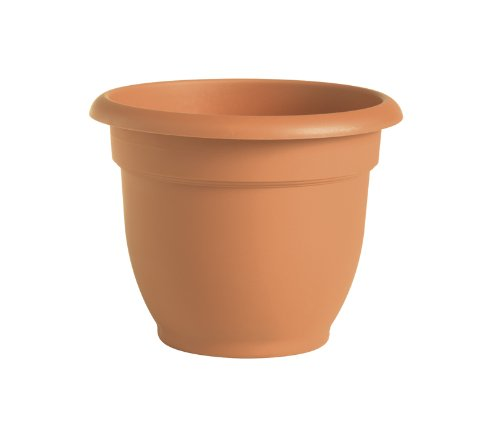 Fiskars 10 Inch Ariana Planter With Self Watering Grid