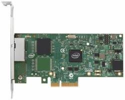Intel Ethernet Server Adapter I350-T2 - PCI Express x4 - 2 Port(s) - 2 x Network (RJ-45) - Twisted Pair - Low-profile, Full-height - Bulk I350T2V2BLK OEM