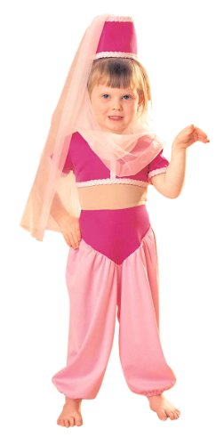Toddler I Dream of Jeannie Costume