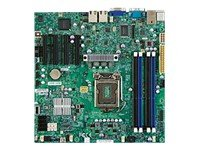 Supermicro Mbd-x9scm-f-o Lga 1155 Intel C204 Micro Atx Intel Xeon E3 Server Motherboard by Supermicro
