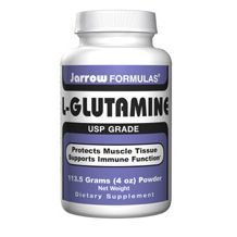 Jarrow Formulas - L-Glutamine, 113.5 gm, 4 oz powder