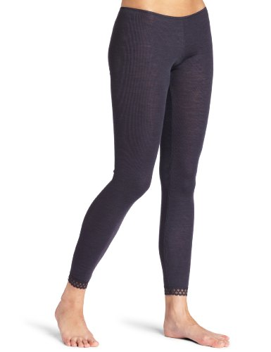 Hanro Women's Woolen Lace Legging