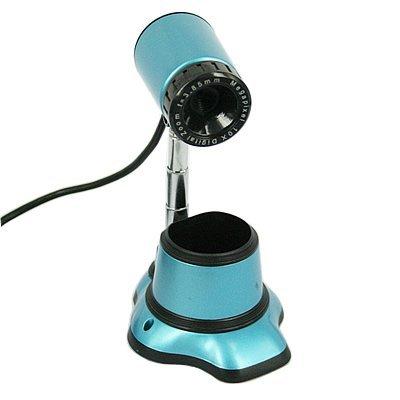 HDE ® - Blue Novelty Webcam
