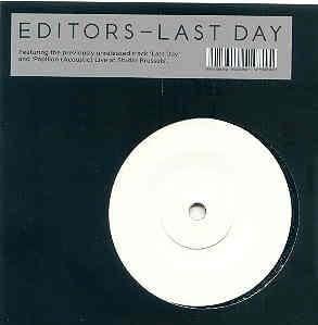 Last Day [VINYL]