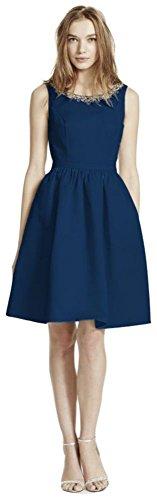 sleeveless-faille-bridesmaid-dress-with-beaded-neckline-style-f15703-marine-2
