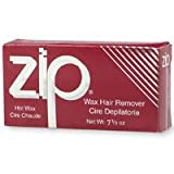Zip Wax Hot Wax Hair Remover 7 oz (198 g)