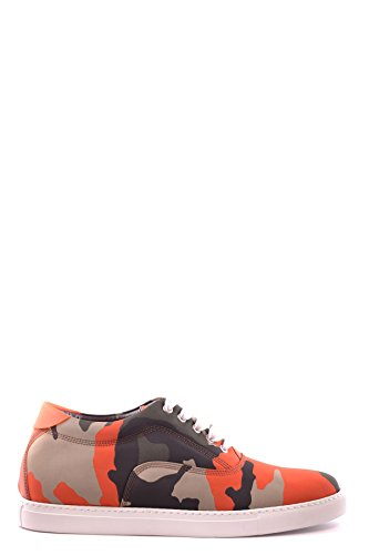 DSQUARED2 HERREN MCBI107115O MULTICOLOUR STOFF SNEAKERS thumbnail