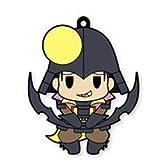 D4 戦国BASARA4 ラバーストラップコレクション Vol.2 後藤又兵衛 単品