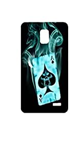 GOON SHOPPING HIGH QUALITY PRIENTED BACK CACE COVER FOR RELIANCE LYF WATER 10 MULTI-11