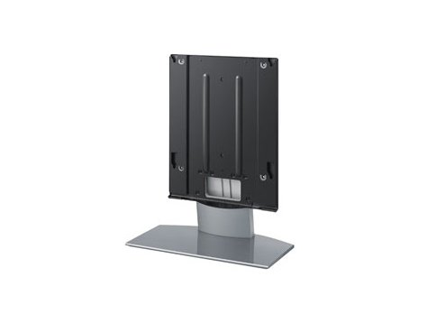 Sony Su-50Fw (Silver) Public Flat Panel Table Top Display Stand