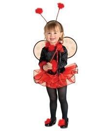 Lil Ladybug Toddler Costume - 1