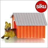<ボーネルンド> Siku(ジク)社 1010 犬と犬小屋