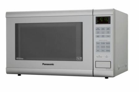 Panasonic 32 Litre 900 Watt Microwave Oven, Silver