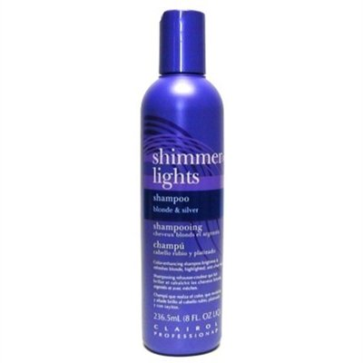 Clairol Shimmer Lights Shampoo Blonde & Silver