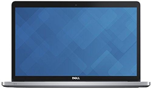 Dell Inspiron 7746 43,9 cm (17,3 Zoll) Business Notebook (Intel Corei7-5500U, 1,6GHz, 16GB RAM, 1000GB HDD, NVIDIA GeForce 845M, Touchscreen, Win 8.1) silber
