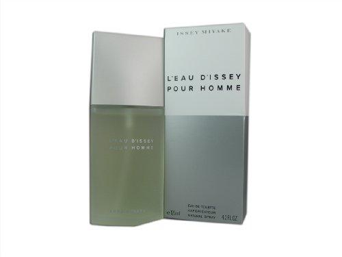 Issey Miyake Homme Eau de Toilette Spray for Men 125 ml