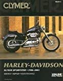img - for Clmyer Harley-Davidson XL/XLH Sportster 1986-2003 5th (fifth) edition Text Only book / textbook / text book