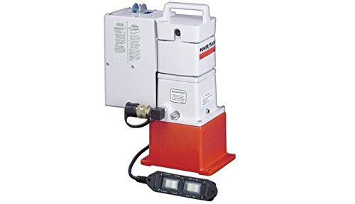 Spx Power Team Pe183C Electric Portable Pumps For Single Acting Cylinders
