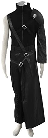 LifeShoppingMall Anime Final Fantasy VII Cosplay Costume - Cloud Strife Outfit